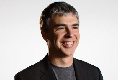 Larry Page orang terkaya dunia