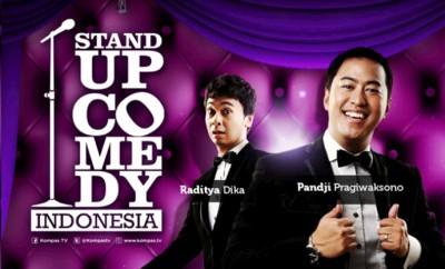 host-standup kompas tv