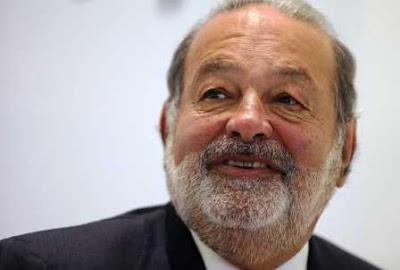 Carlos Slim Helu orang terkaya di dunia