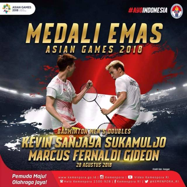 BADMINTON MENS DOUBLE